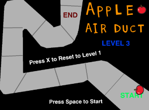 Apple Air Duct