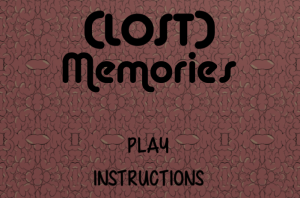 (Lost) Memories